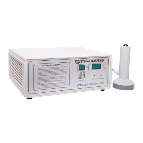 Selladora de ultrasonido para frascos